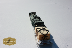 Whisky Jack Outdoor Co. freight toboggan