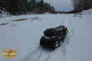 Cooney Lake Portage