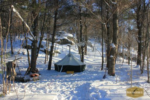 Atuk Hot Tent