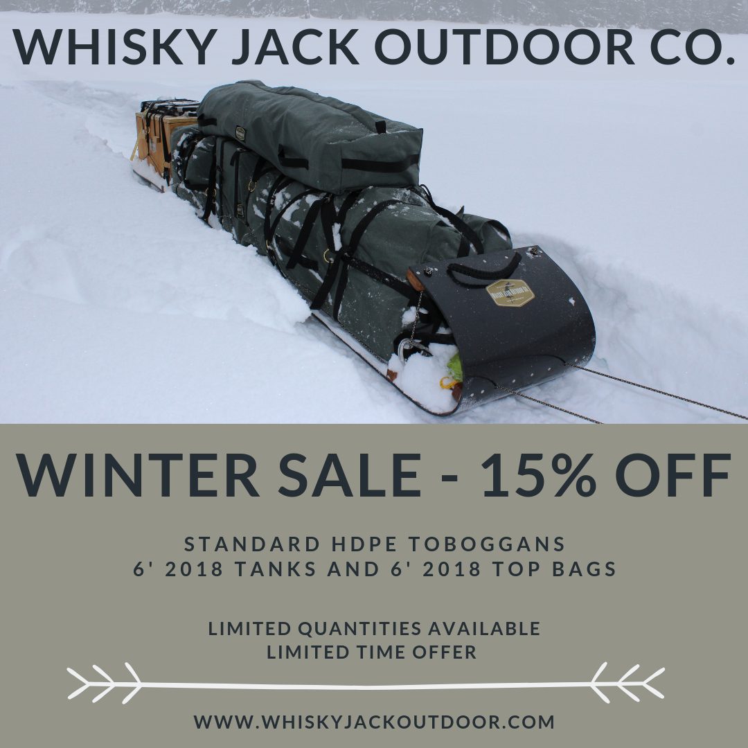 reputable site 027f5 fd1ae Winter Sale – Whisky Jack Outdoor Co.